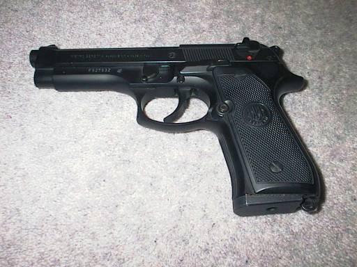 Beretta 92FS Inox