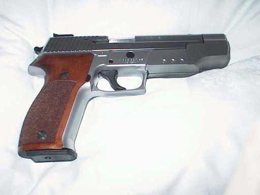 P226 Sport Ii Sl Cybershooters