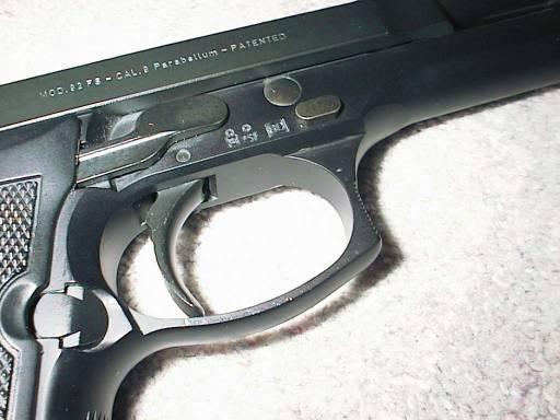 Beretta 92FS | Cybershooters