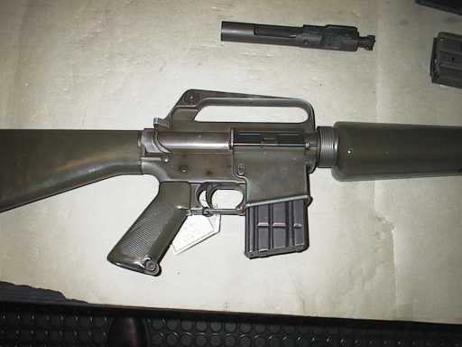 Colt M16A1 | Cybershooters