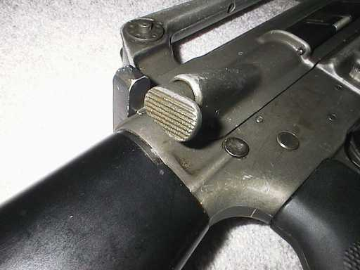 Colt M16A1   Cybershooters