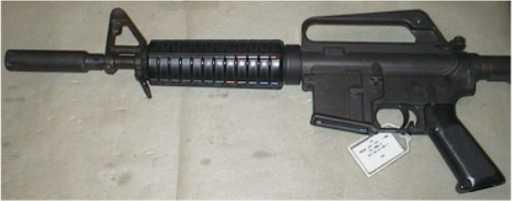 Bushmaster M4 Carbine | Cybershooters