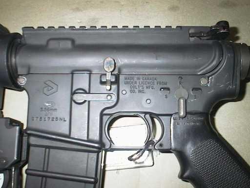 Bushmaster M4 Carbine   Cybershooters